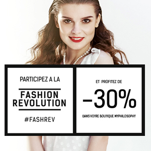 Fashion Revolution #jeveuxsavoir