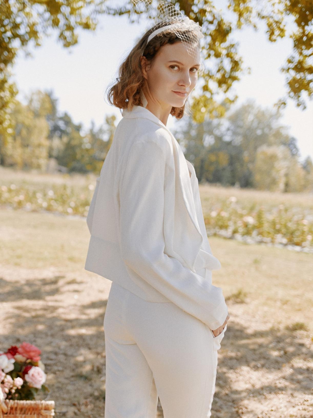 Lili - Veste de mariée