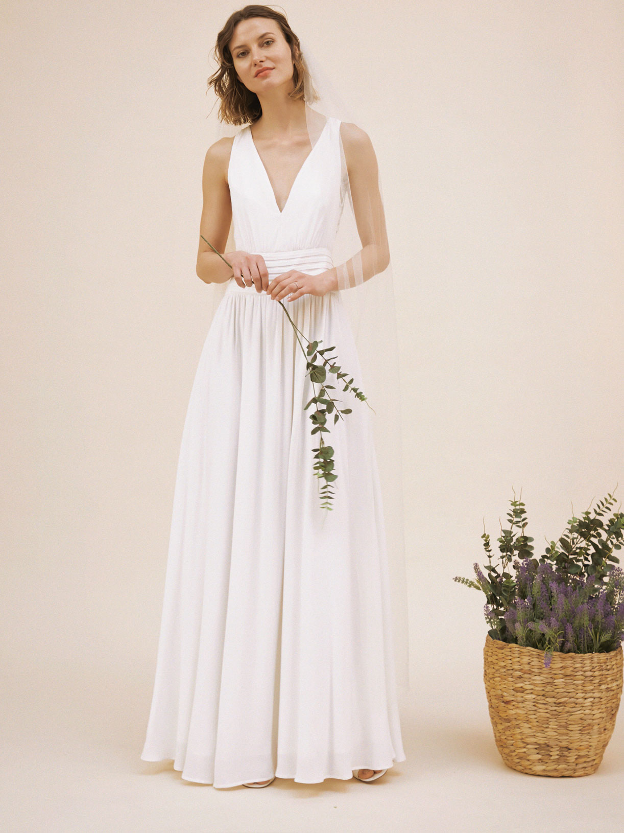 Camille - Robe de mariée