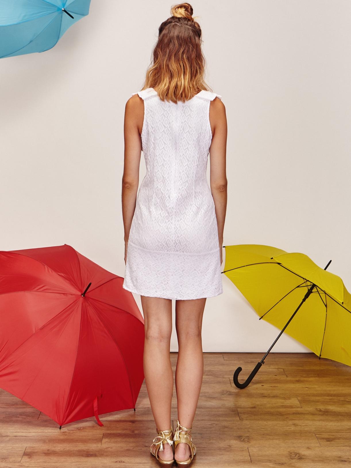 JULIETTE - Robe de mariée courte créateur et sur-mesure pas cher a Paris - Myphilosophy