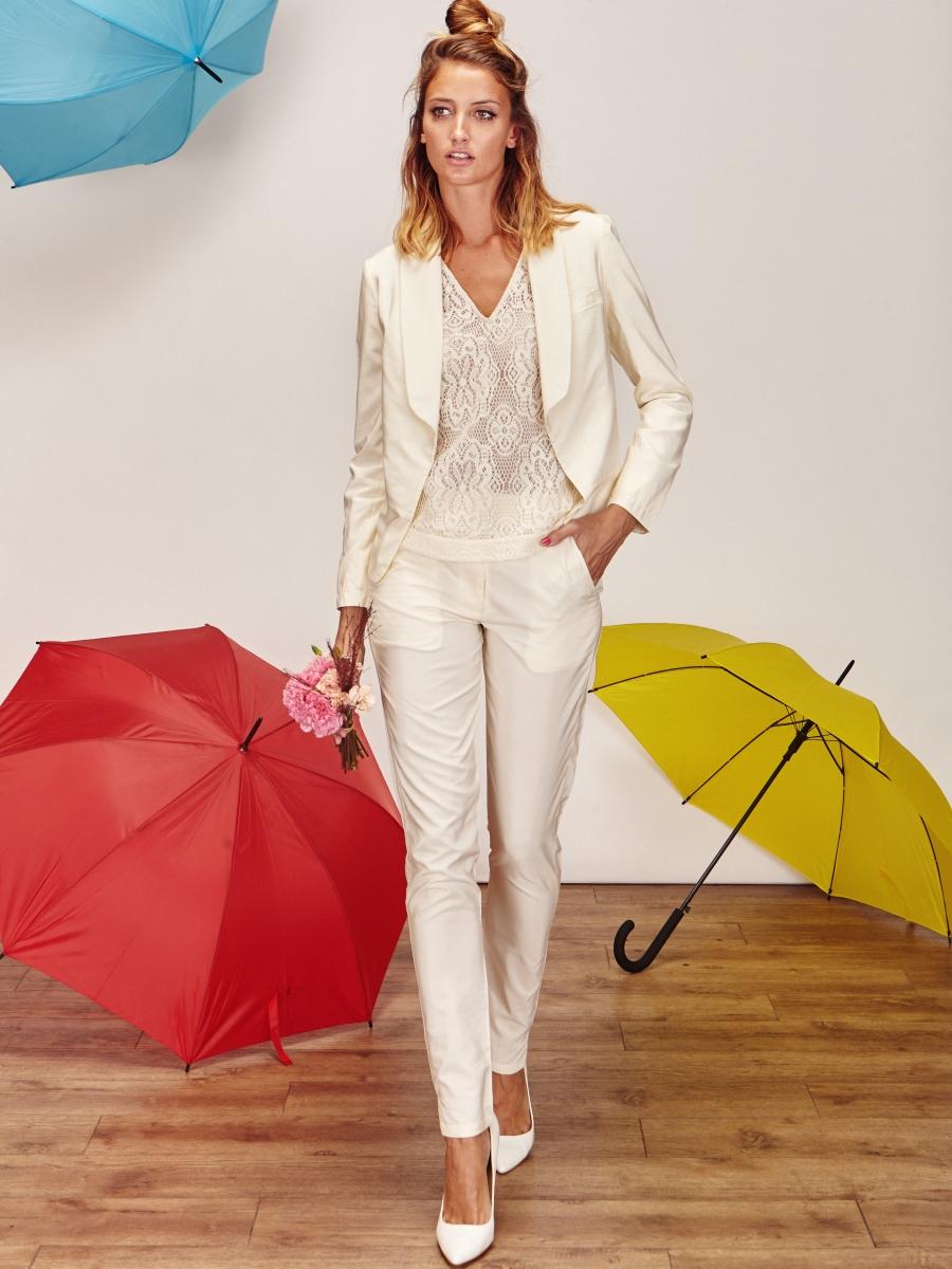 LILI ROSE - Veste Tailleur pantalon de mariée créateur et sur-mesure pas cher a Paris - Myphilosophy