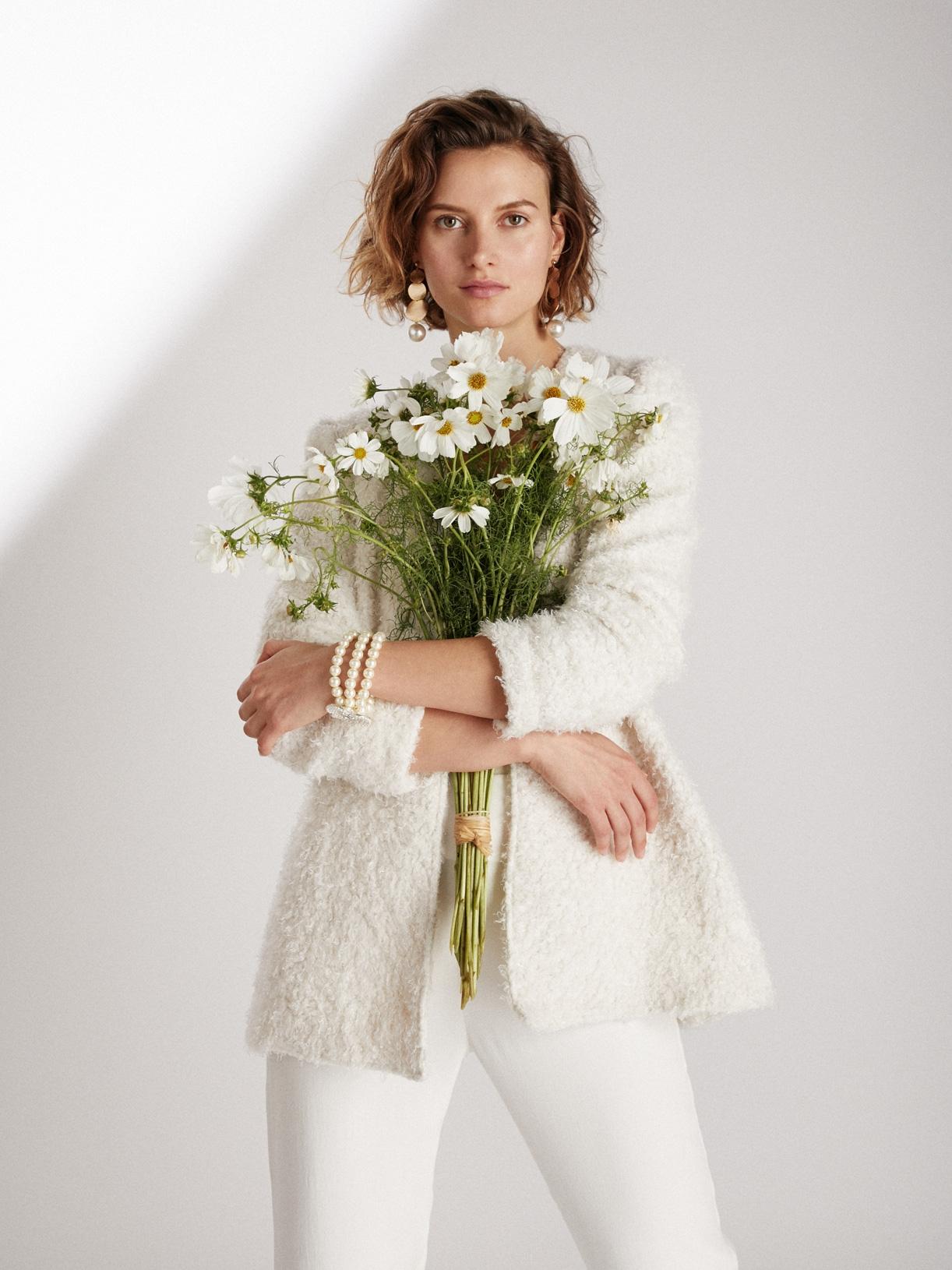 NOA - Veste de mariée pour mariage en automne ou hiver éthique et sur-mesure - Myphilosophy