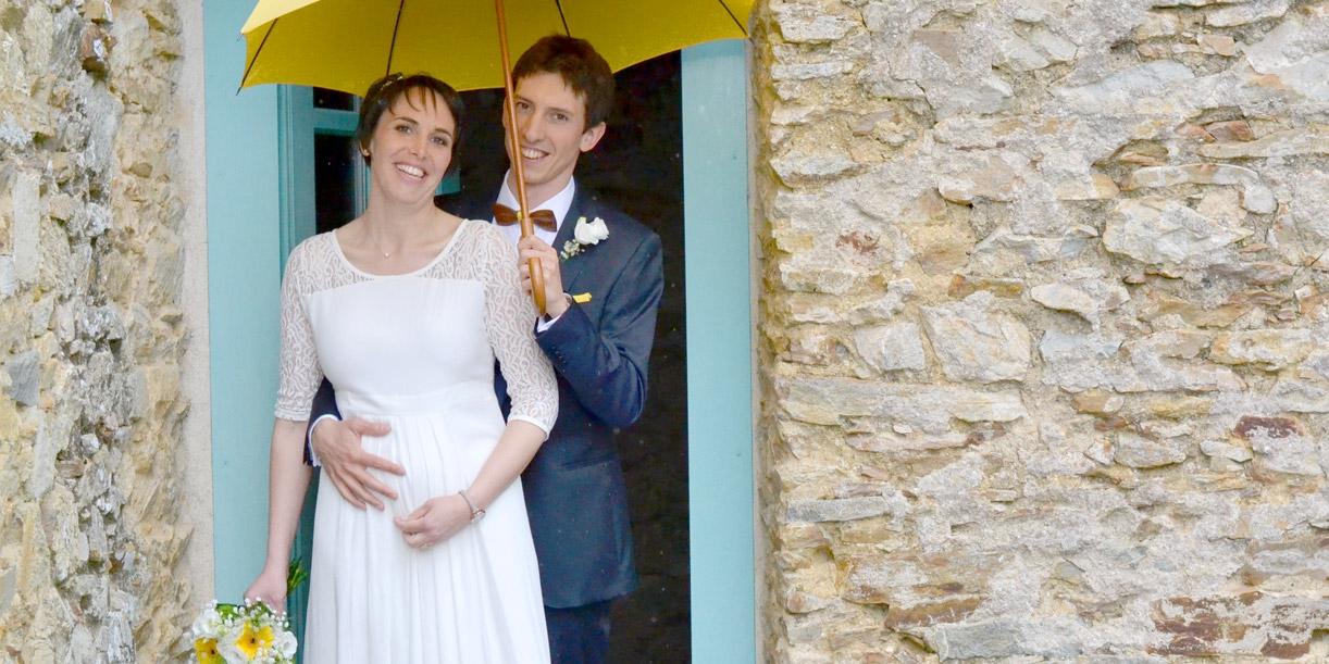 Les robes de mariée de Maud