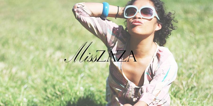 Miss Zaza se met au vert en Myphilosophy !